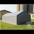 Lagertält PRO 5 x 12 x 2 x 3,39 m  PVC 18497:-